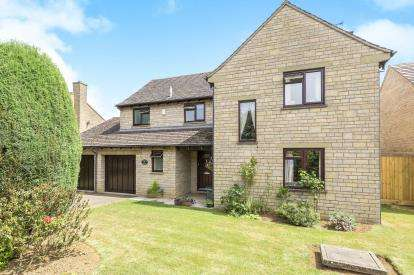 4 Bedrooms Detached House for sale in The Chesils, Greet, Cheltenham, Gloucestershire