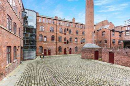 2 Bedrooms Flat for sale in Butcher Works, 70 Arundel Street, Sheffield, South Yorkshire