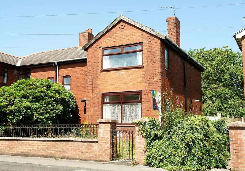 3 Bedrooms Semi Detached House for sale in 10 Birch Avenue, Hollins, Oldham