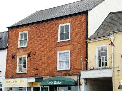 1 Bedroom Flat for sale in Honiton, Devon