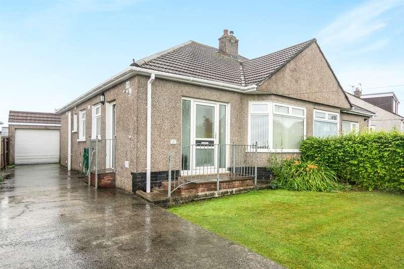 2 Bedrooms Semi Detached House for sale in Merlin Crescent, Bridgend