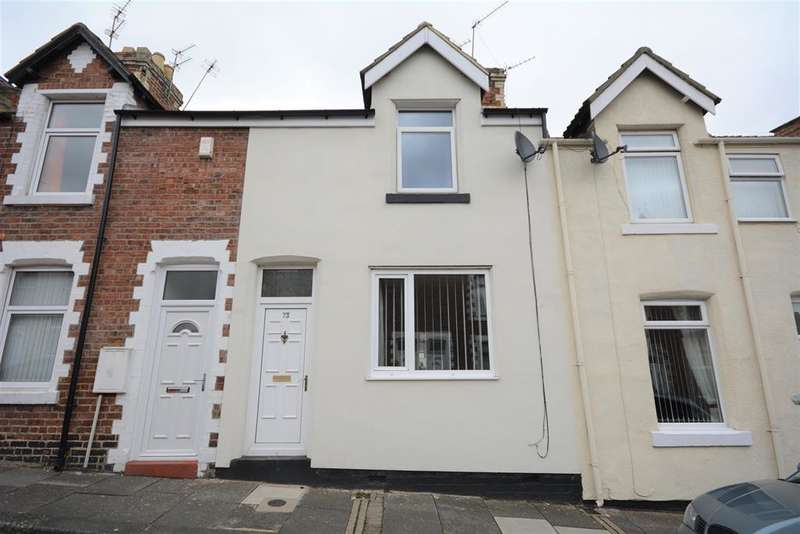 2 Bedrooms Terraced House for sale in Surtees Street, Bishop Auckland, DL14 7DJ