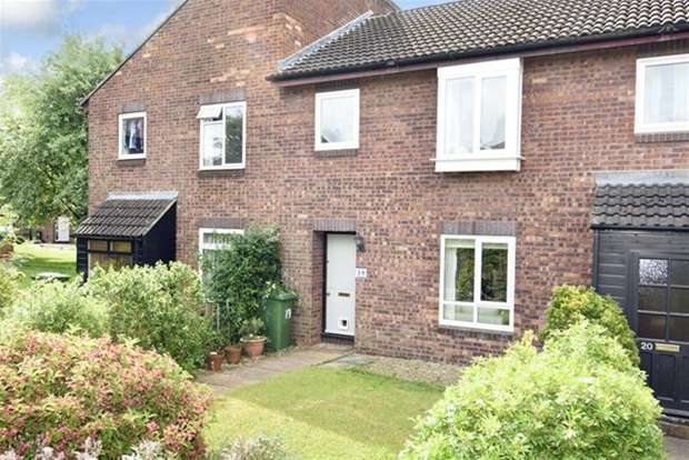 3 Bedrooms Terraced House for sale in Rowan Court, Frome