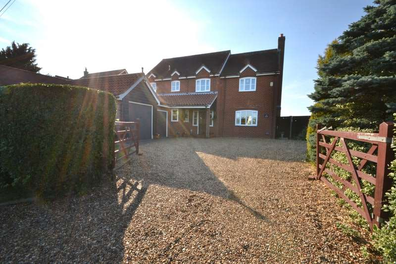 5 Bedrooms Detached House for sale in Smeetham Hall Lane, Bulmer, Suffolk, CO10