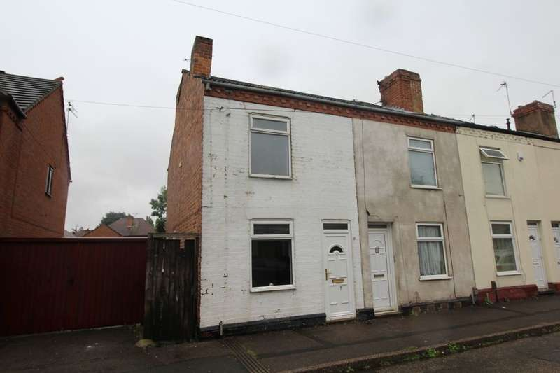 2 Bedrooms Property for sale in Harrington Street, Allenton, Derby, DE24