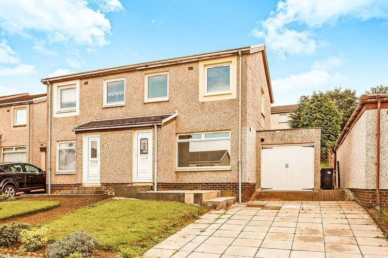 3 Bedrooms Semi Detached House for sale in Ramsay Crescent, Mayfield, Dalkeith, EH22