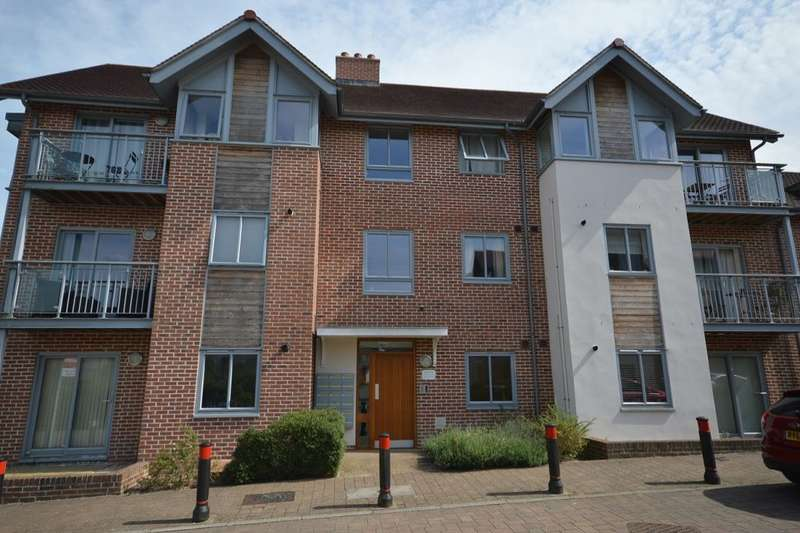 2 Bedrooms Flat for sale in Mailing Way, Basingstoke, RG24