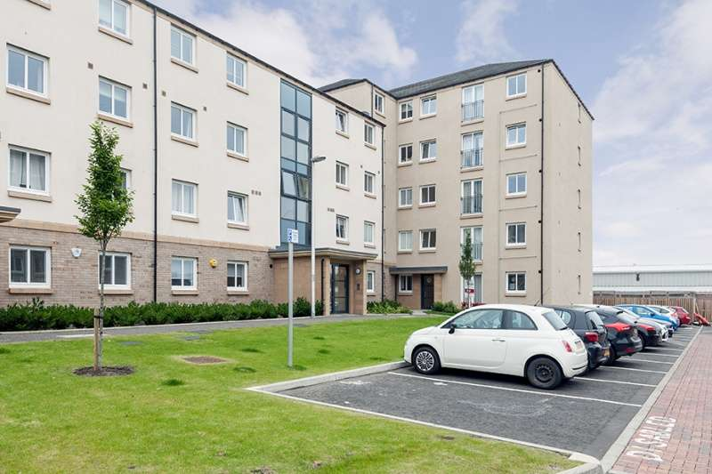 2 Bedrooms Ground Flat for sale in Flaxmill Place, Edinburgh, EH6 5QW