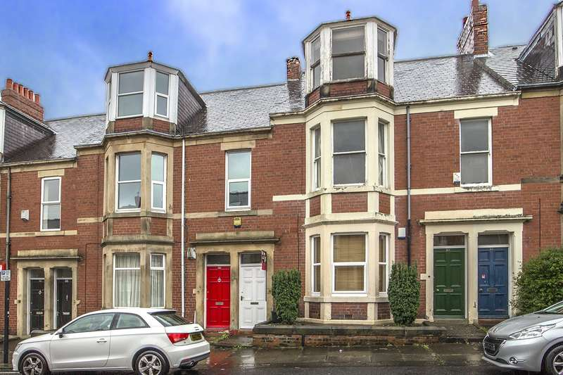 4 Bedrooms Flat for sale in Grosvenor Road, Newcastle Upon Tyne