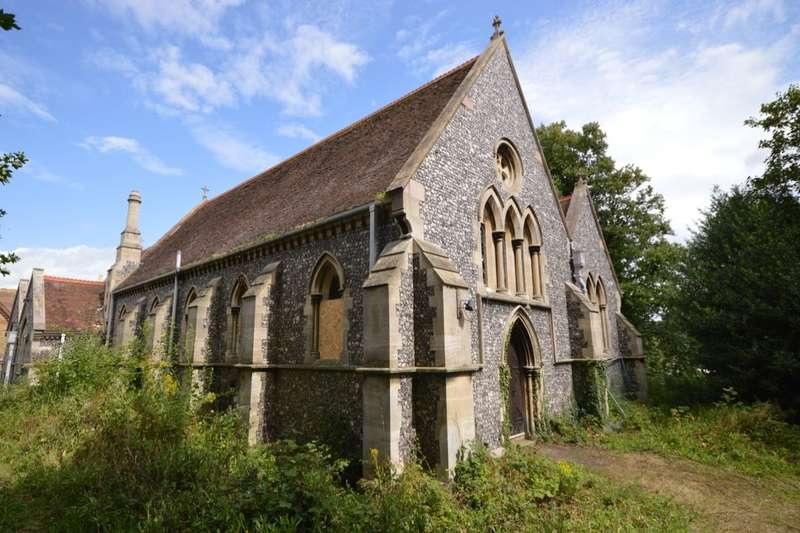 1 Bedroom Detached House for sale in St Johns Church Upper Brents, Faversham, ME13
