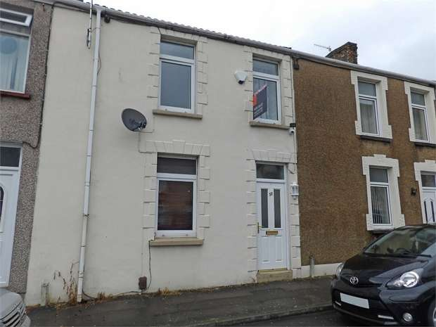 3 Bedrooms Terraced House for sale in Regent Street East, Neath, West Glamorgan