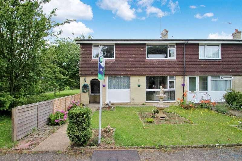 3 Bedrooms End Of Terrace House for sale in Carol Avenue, Martlesham, Woodbridge