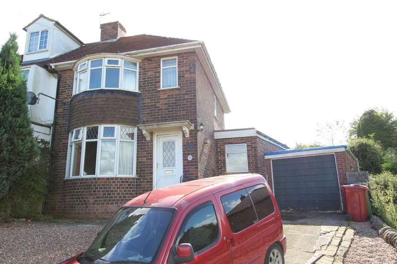 2 Bedrooms Semi Detached House for sale in Summerwood Lane, Dronfield