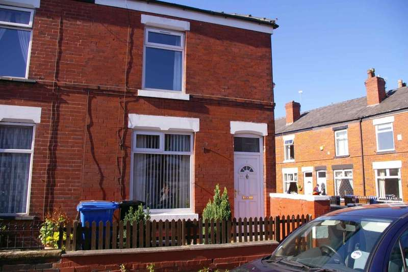 2 Bedrooms End Of Terrace House for sale in Barnsley Street Offerton Stockport Cheshire SK1 4EH
