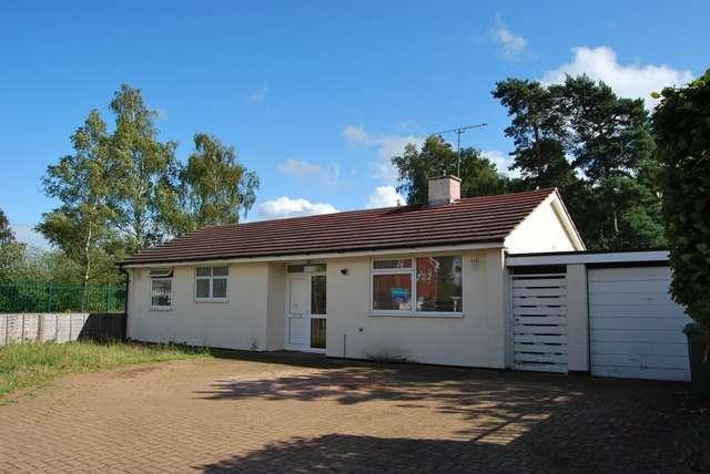 3 Bedrooms Bungalow for rent in Kingston Road, Camberley, Surrey, GU15 4AF