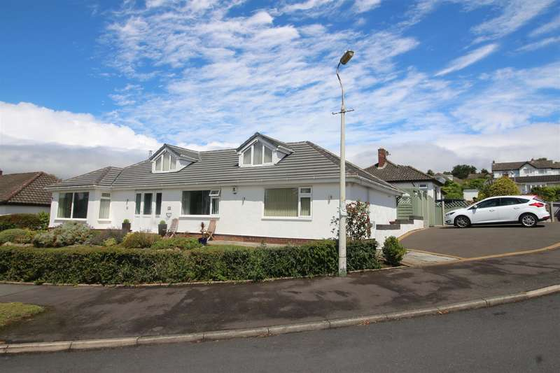 4 Bedrooms Detached Bungalow for sale in Gulls Way, Lower Heswall, Wirral, CH60 9JG