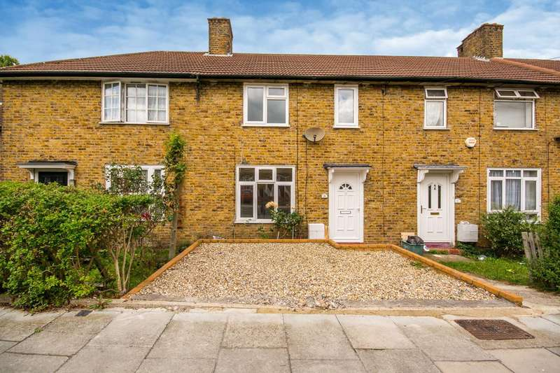 3 Bedrooms Terraced House for sale in Montacute Road, Morden, SM4