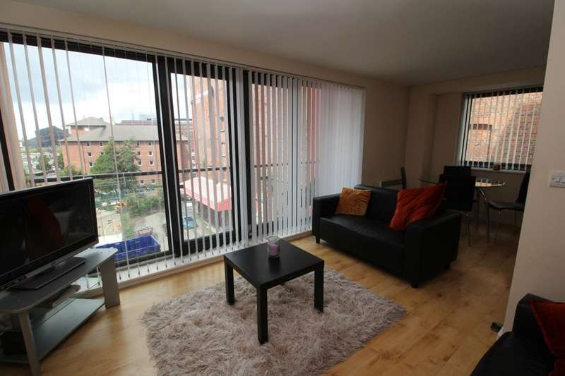 2 Bedrooms Property for rent in Shaws Alley, Liverpool, L1