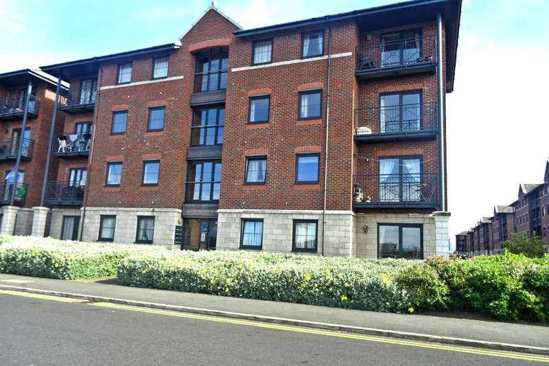 2 Bedrooms Apartment Flat for sale in Waterloo Quay Docklands L3