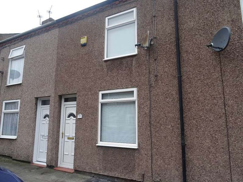 2 Bedrooms Terraced House for sale in Carlton Street Prescot L34