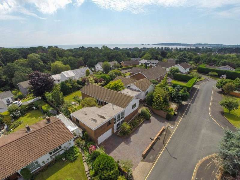 4 Bedrooms Detached House for sale in The Bryn, Sketty, Swansea