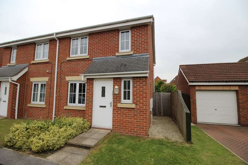 3 Bedrooms Semi Detached House for sale in Sargeson Road, Armthorpe, Doncaster, DN3