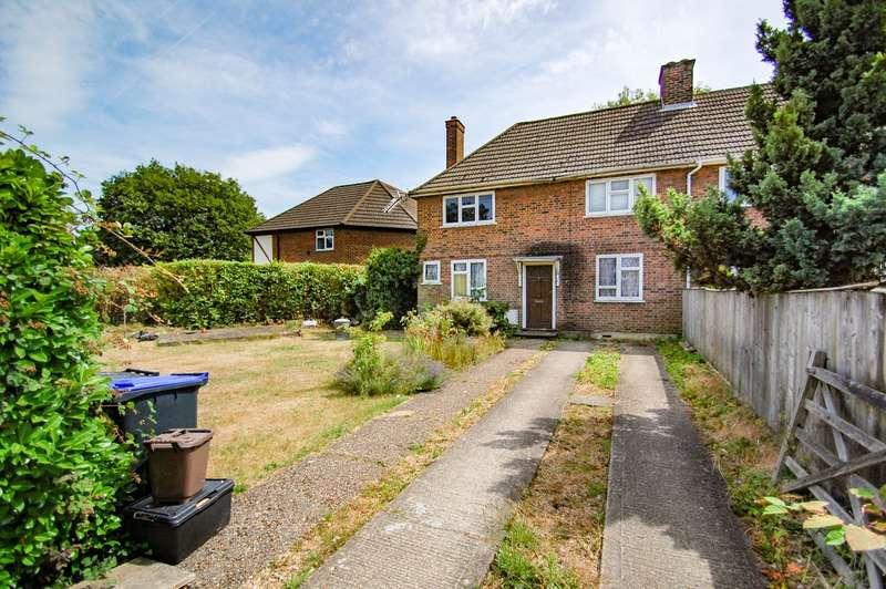 3 Bedrooms Semi Detached House for sale in Gaviots Way, Gerrards Cross, SL9