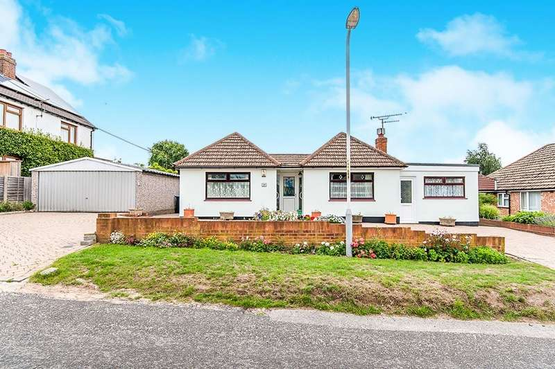 4 Bedrooms Detached Bungalow for sale in Foads Hill, Cliffsend, Ramsgate, CT12