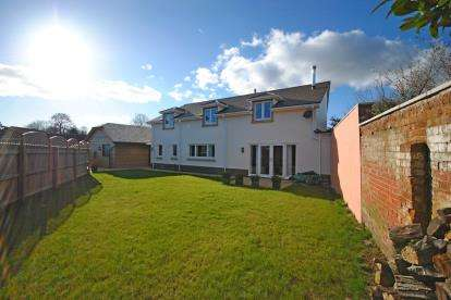 3 Bedrooms Link Detached House for sale in Sidmouth, Devon, United Kingdom