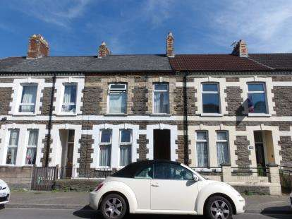 3 Bedrooms House for sale in Carlisle Street, Cardiff, Caerdydd