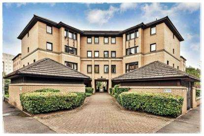 2 Bedrooms Flat for sale in Parsonage Square, Glasgow