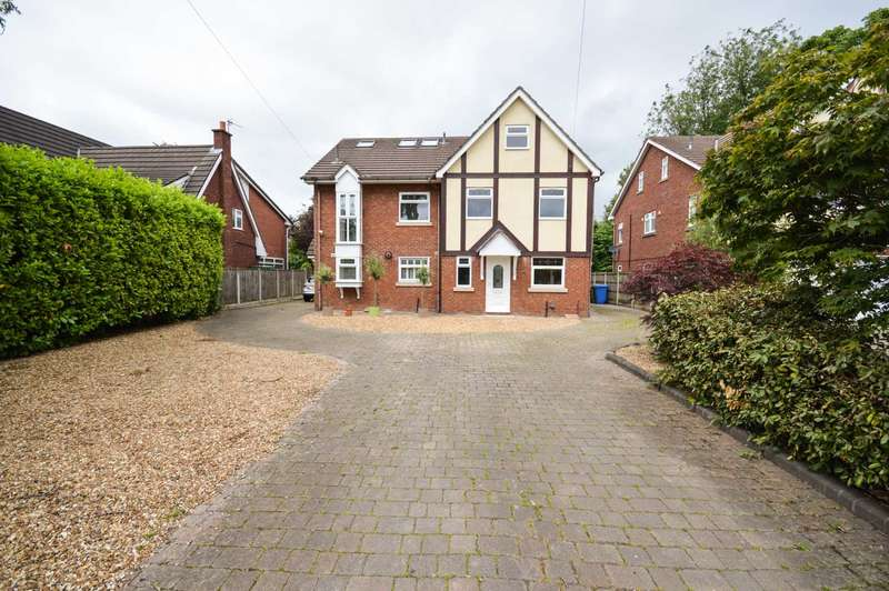 4 Bedrooms Semi Detached House for sale in Ramillies Avenue, Cheadle Hulme