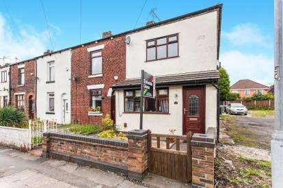 3 Bedrooms End Of Terrace House for sale in Leigh Road, Westhoughton, Bolton, Greater Manchester, BL5