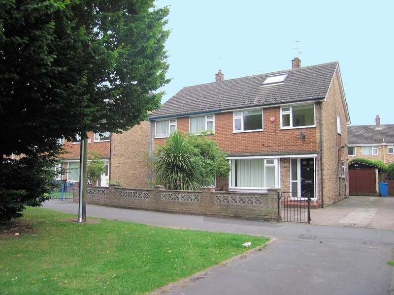 3 Bedrooms House for sale in Hall Road, HULL, HU6 8QW