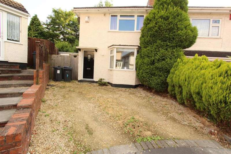 3 Bedrooms Semi Detached House for sale in Villette Grove, Birmingham