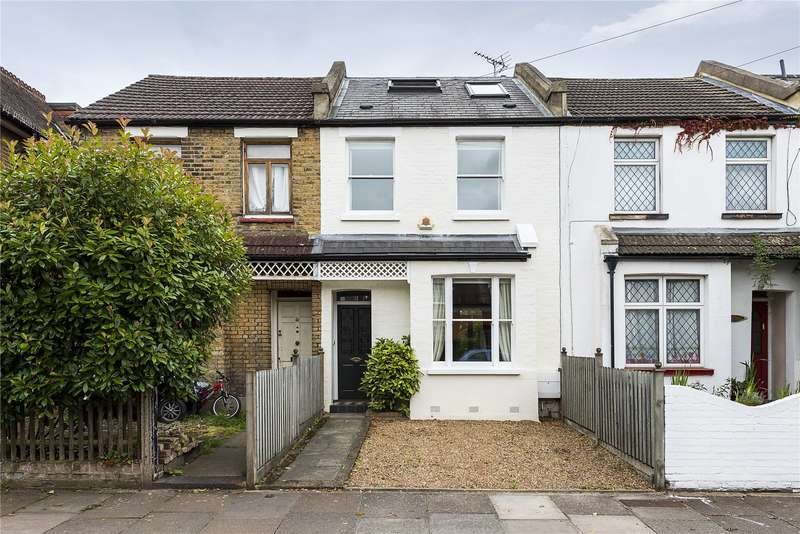 3 Bedrooms House for sale in Campbell Road, Twickenham, TW2