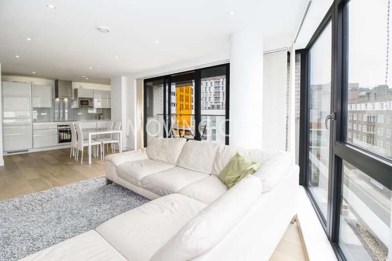 3 Bedrooms Flat for sale in Sloane Apartments, Old Castle Street, Aldgate East, E1