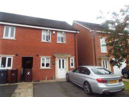 3 Bedrooms End Of Terrace House for sale in Springfield Crescent, Liverpool, Merseyside, United Kingdom, L36