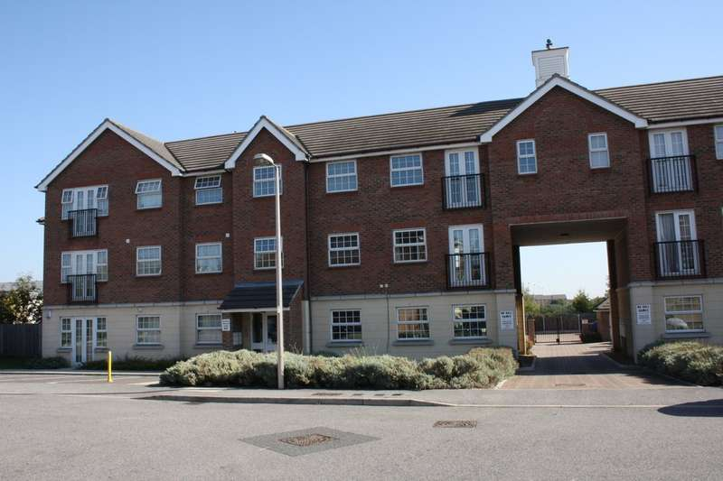 2 Bedrooms Flat for sale in Harper Close, Chafford Hundred