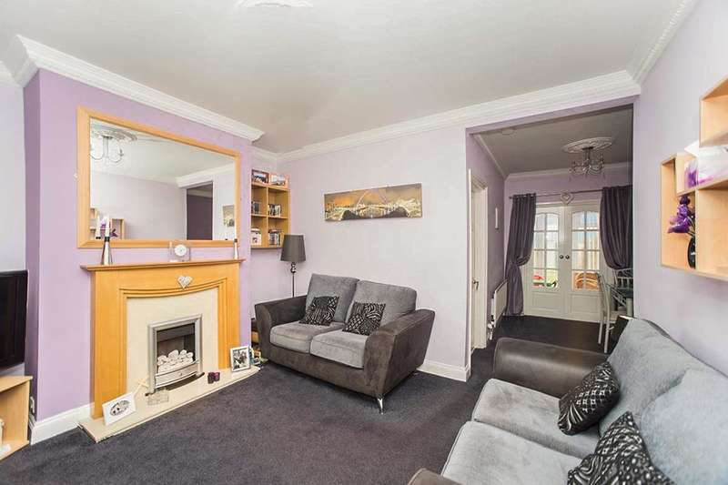 2 Bedrooms Semi Detached House for sale in Beverley Terrace, Walker, Newcastle Upon Tyne, NE6