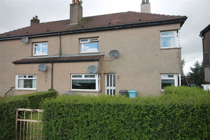 2 Bedrooms Flat for sale in Gartleahill, Airdrie