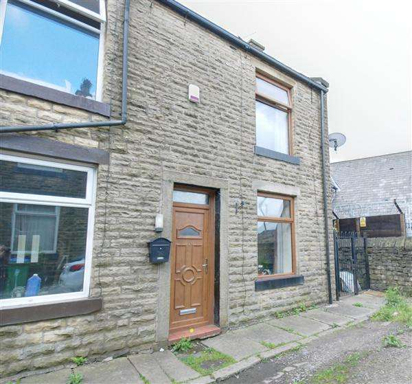 2 Bedrooms Terraced House for sale in Nelson Street, Littleborough