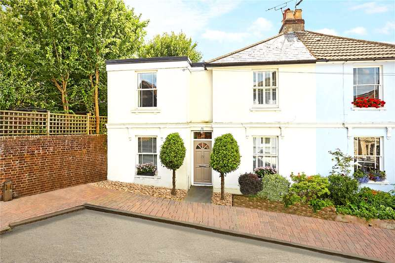 4 Bedrooms Semi Detached House for sale in Princes Street, Tunbridge Wells, Kent, TN2