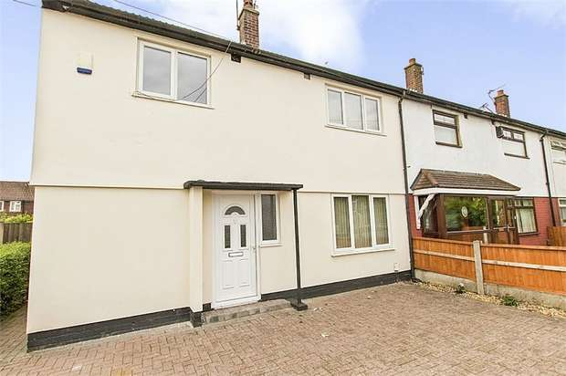 3 Bedrooms End Of Terrace House for sale in Park Lane, Netherton, Bootle, Merseyside