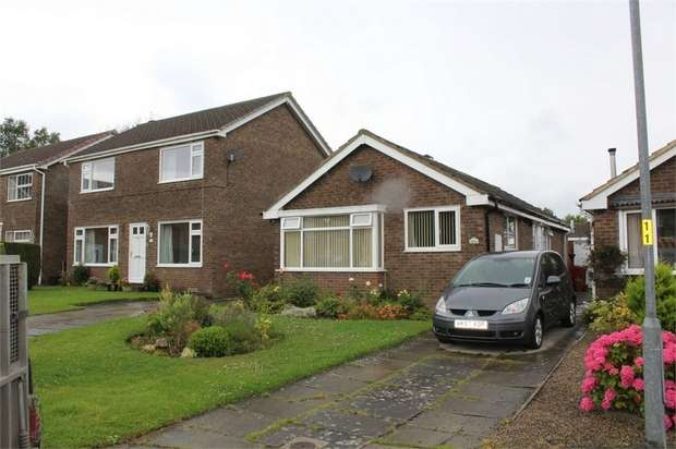 3 Bedrooms Detached Bungalow for sale in Mallard Road, Scotton, Catterick Garrison, North Yorkshire