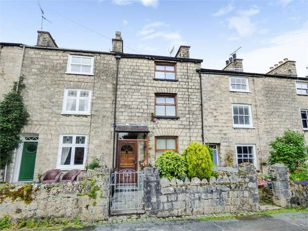 5 Bedrooms Terraced House for sale in Castle Crescent, Kendal, Cumbria