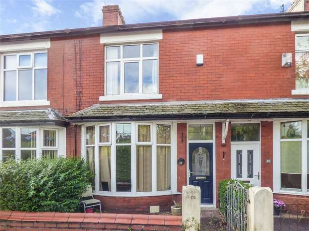 3 Bedrooms Terraced House for sale in Cecilia Road, Blackburn, Lancashire