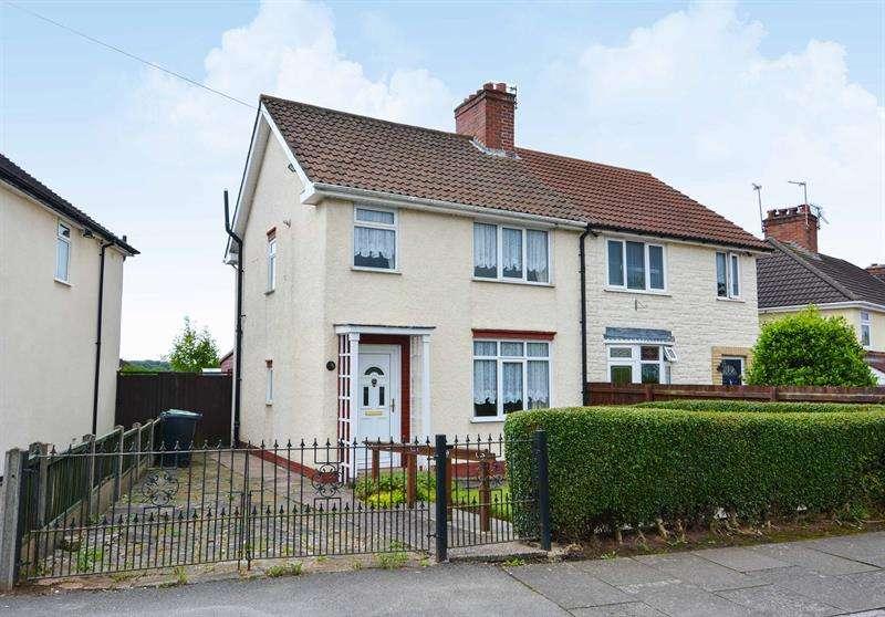 3 Bedrooms Semi Detached House for sale in Eva Road, Oldbury