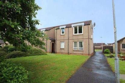 1 Bedroom Flat for sale in Sealock Court, Grangemouth
