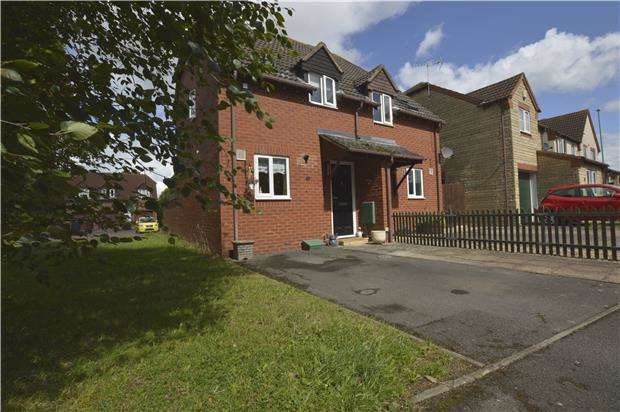 1 Bedroom Semi Detached House for sale in The Cloisters, Bishops Cleeve, GL52 8YW